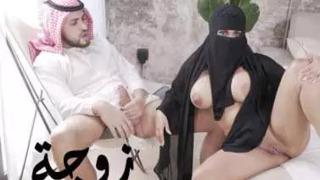 سكس عربي احترافي | انطونيو سليمان وعقاب الزوجة العاهرة انبوب عربي بري